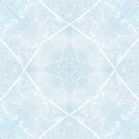 abstract ice background photo