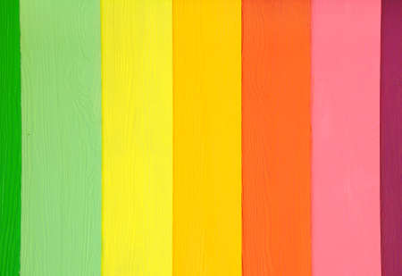 abstract multicolored wood background photo