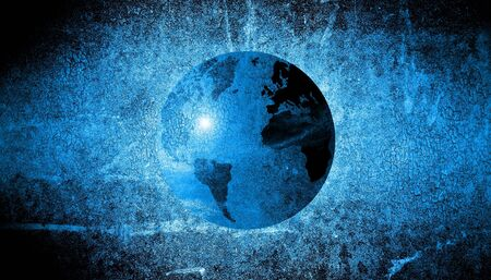 abstract the old world background photo