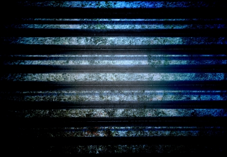 abstract old grunge metal fence for background  Stock Photo - 15330453