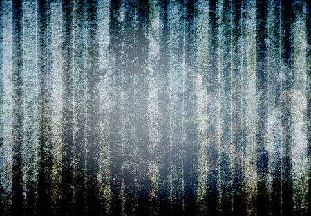 abstract old grunge metal fence for background  photo
