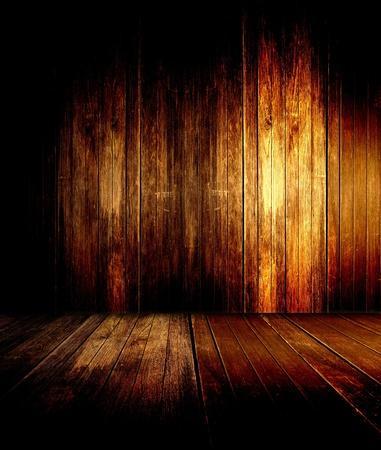 abstrait le plancher de bois vieux pour arrière-plan