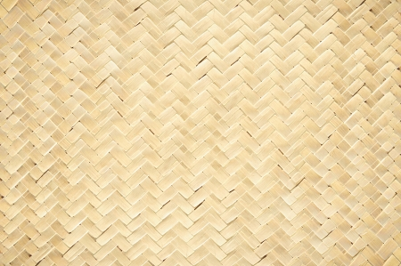 rattan mat: abstract of texture bamboo basket for background
