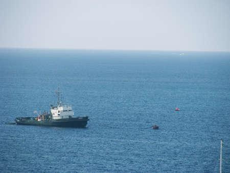Tugboat: Tugboat in the Caribbean