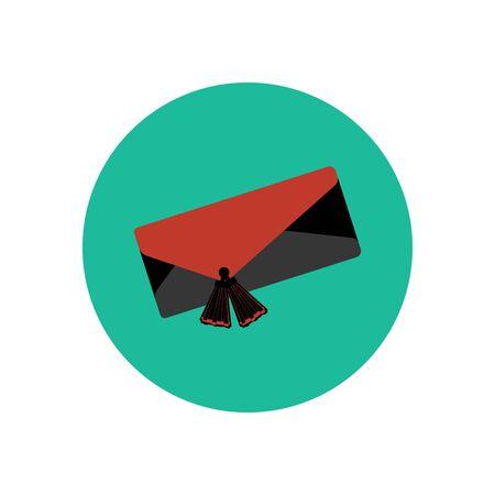 clutch bag: Clutch bag illustration. Handbag illustration. Vector Illustration