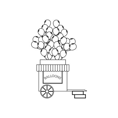 Bandage pour la main sur fond blanc. Illustration vectorielle Banque d'images - 104108192