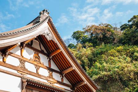 Kenchoji temple Japanese traditional architecture in Kamakura, Japan