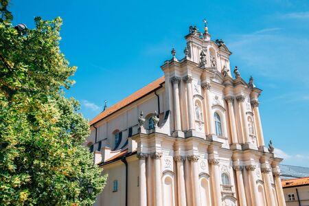 Roman Catholic Church of the Visitants in Warsaw, Poland