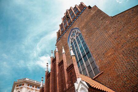 Corpus Christi Church in Wroclaw, Poland