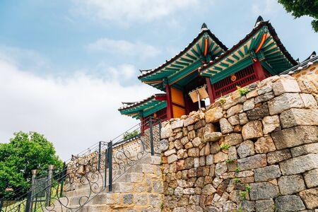 Ganghwa Anglican Catholic Church in Incheon, Korea 스톡 콘텐츠 - 149907499