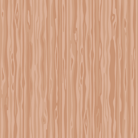Brown wooden surface striped of fiber. Template for your design. Natural wenge wood texture. vector illustration.