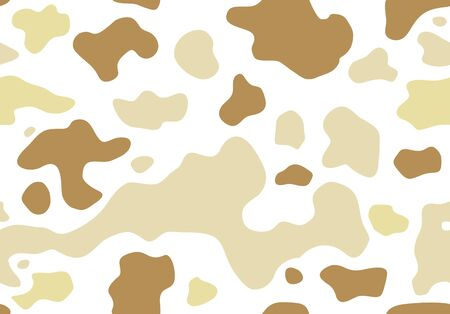 Cow texture pattern Çizim