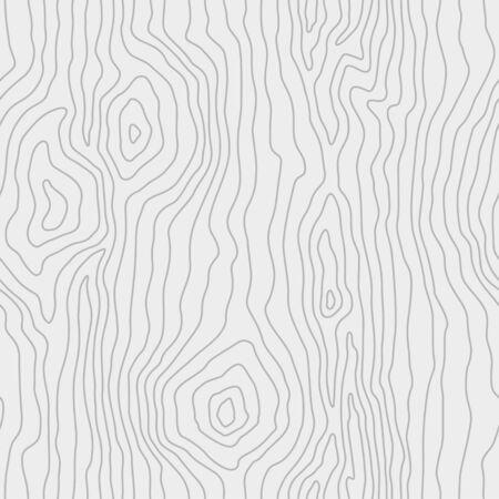 Wood texture background. Light gray wooden texture. Vector wallpaper Illustration