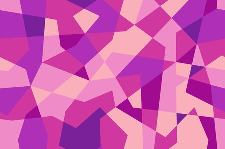 Purple modern seamless geometrical background. Abstract texture. Geometric background in low poly style. Vector 일러스트