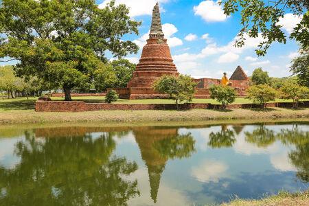 Ruin of a Buddhist Temple photo