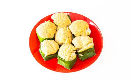 custard: rice custard