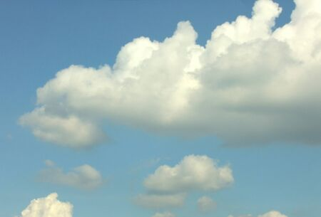 hold high: Cloudy Sky Background