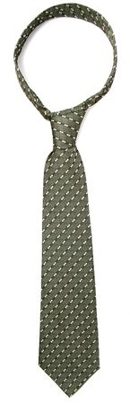 Tie - a personal accessory of each businessman, isolated on white, (look similar images in my portfolio) photo