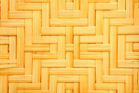 interweave: Straw texture Stock Photo