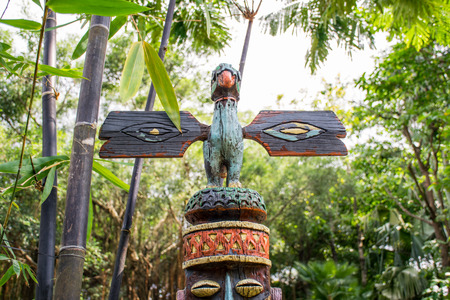 HONG KONG DISNEYLAND: Decorations in Hong Kong Disneyland Banco de Imagens - 78938125