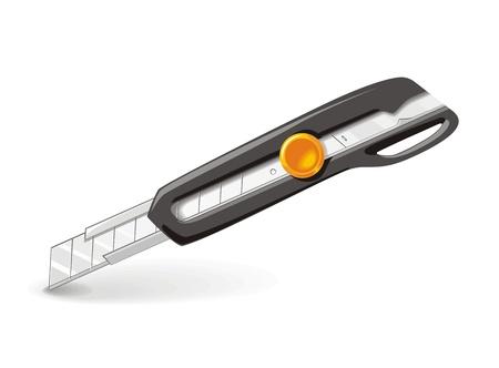 Knife-cutting torch