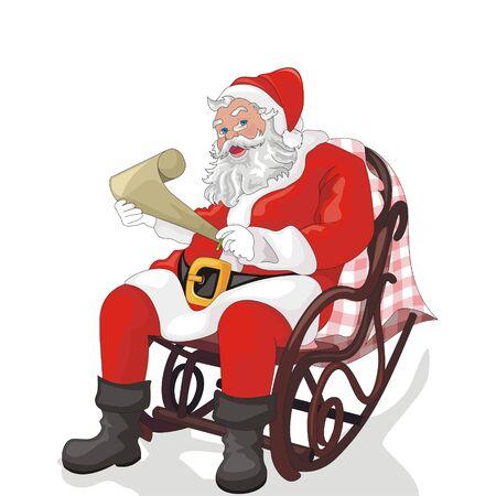 Image, Santa Claus and Father Christmas