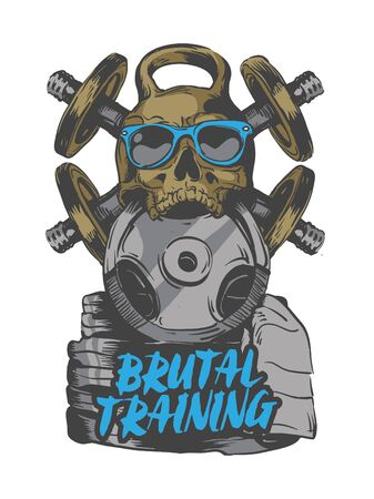 brutal: Brutal Training