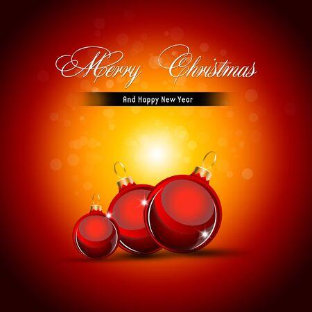 creative christmas card Stock Photo - 15622160