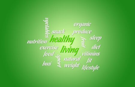 healthy living Stock Photo - 16812047