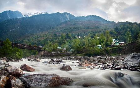 kashmir: Kashmir India Stock Photo