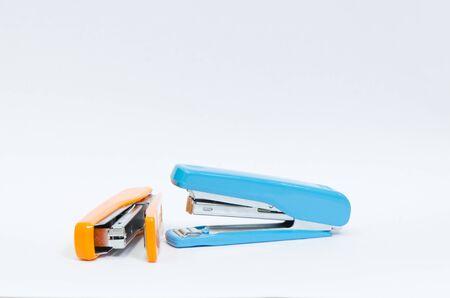 stapler: una grapadora