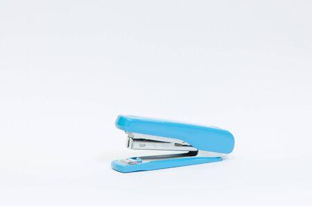 stapler: a stapler Stock Photo
