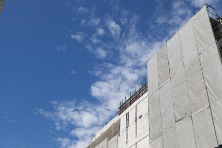 large scale repair  renovation work