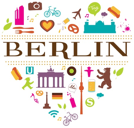 berliner lifestyle Vector