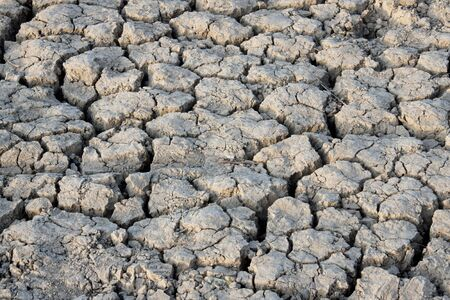 Dry ground on the desert in Iran. No live Stock Photo - 5396562