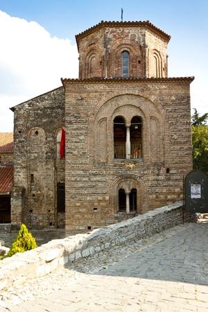 St. Sofia Church in Ohrid, Macedonia - Balkans. Stock Photo - 11858506