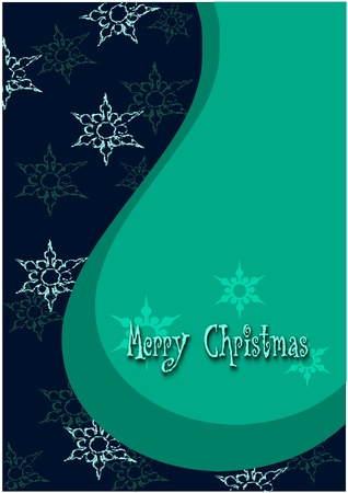 Simple wallpaper for christmas time.  Stock Vector - 15644249