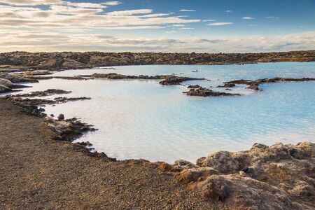 grindavik: Clean and healthy water in Blue Lagoon -  Iceland