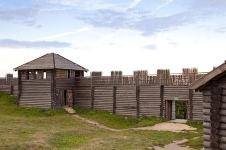 jura: Settlement on Birow mountain in Poland, Silesia Region.
