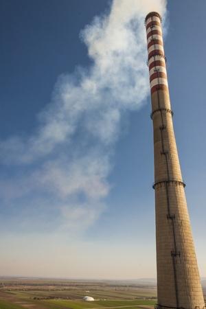 kostolac: Coal power station in Kostolac - Serbia, Europe, Balkans.