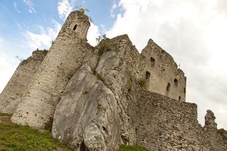 mirow: Mirow old Castle in Poland, Silesia Region.