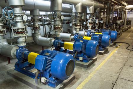 industriales: Bomba Azul
