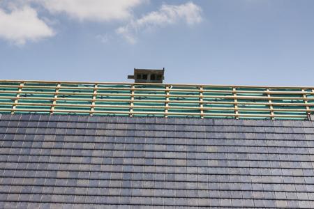 befejezetlen: Befejezetlen tető