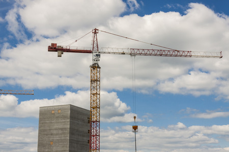 buildingsite: Construction site