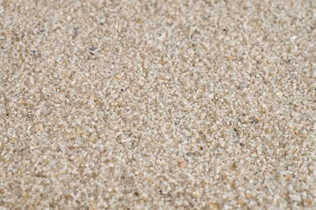 Sand texture background in macro, big closeup with deatals, focus in the middle of the picture 版權商用圖片 - 4381651