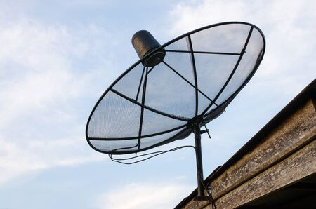 satisfactory: Using satellite TV reception. Make a sharp Is satisfactory