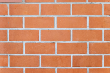 modern red brick wall texture background , graphic ressource . Banque d'images