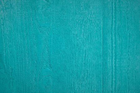 Background of blue-green textured wood Stok Fotoğraf