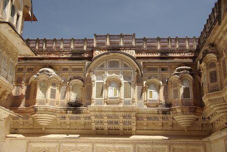 Jodhpur fort, Rajasthan photo
