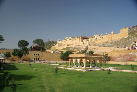amber fort: Amber fort, Rajasthan